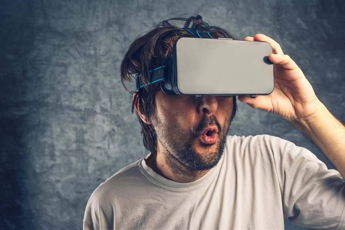 VR增强现实