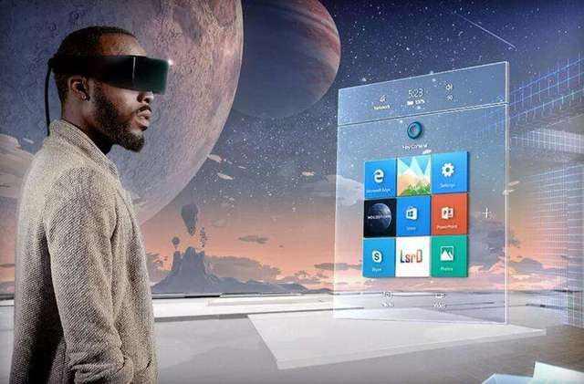 AR与VR结合