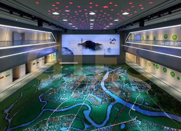 城市规划数字沙盘4