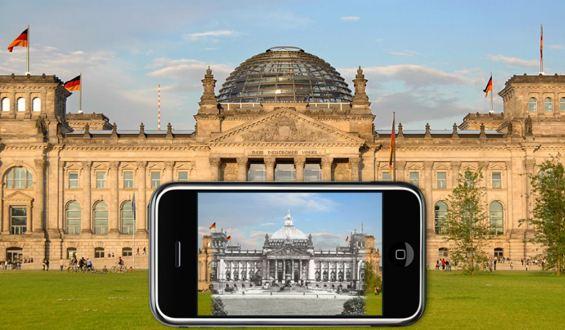 建筑AR增强现实